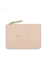 Katie Loxton Structured Coin Live Love - Front cropped