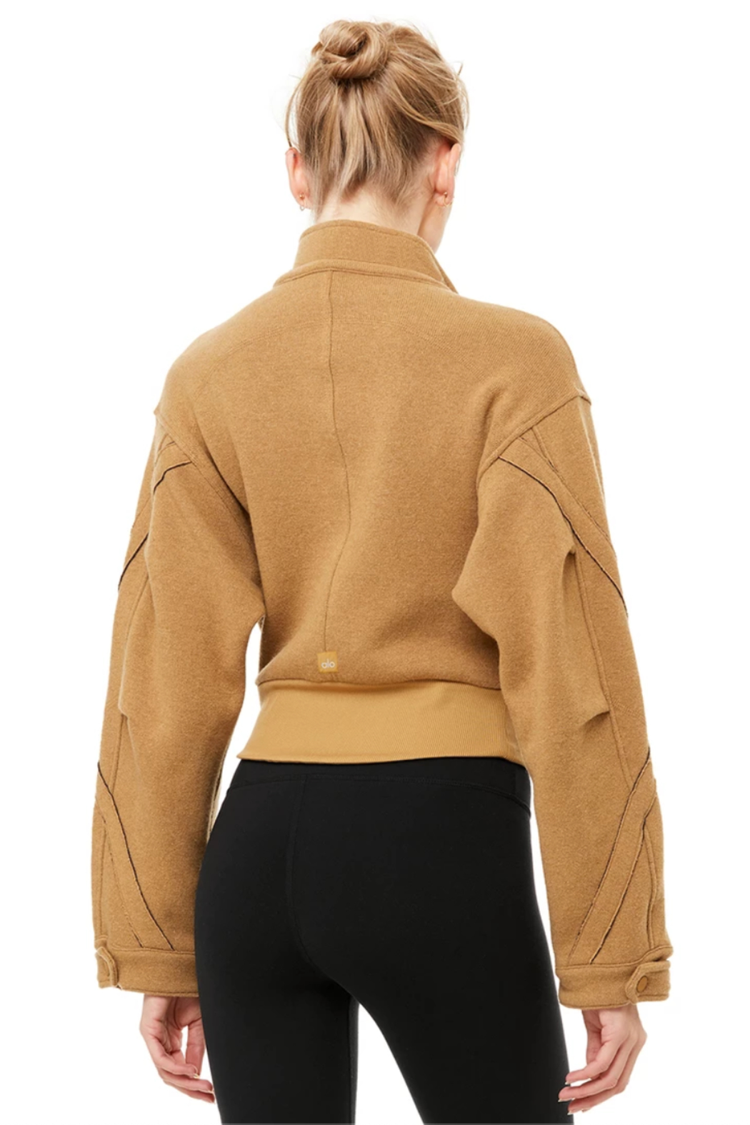 ALO Yoga Strut Jacket - Side Cropped Image