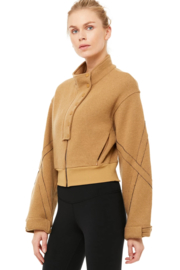ALO Yoga Strut Jacket - Front full body
