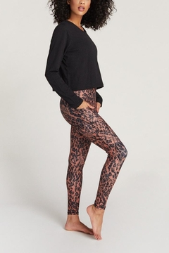Strut-This High Rise Printed Legging - Product List Image