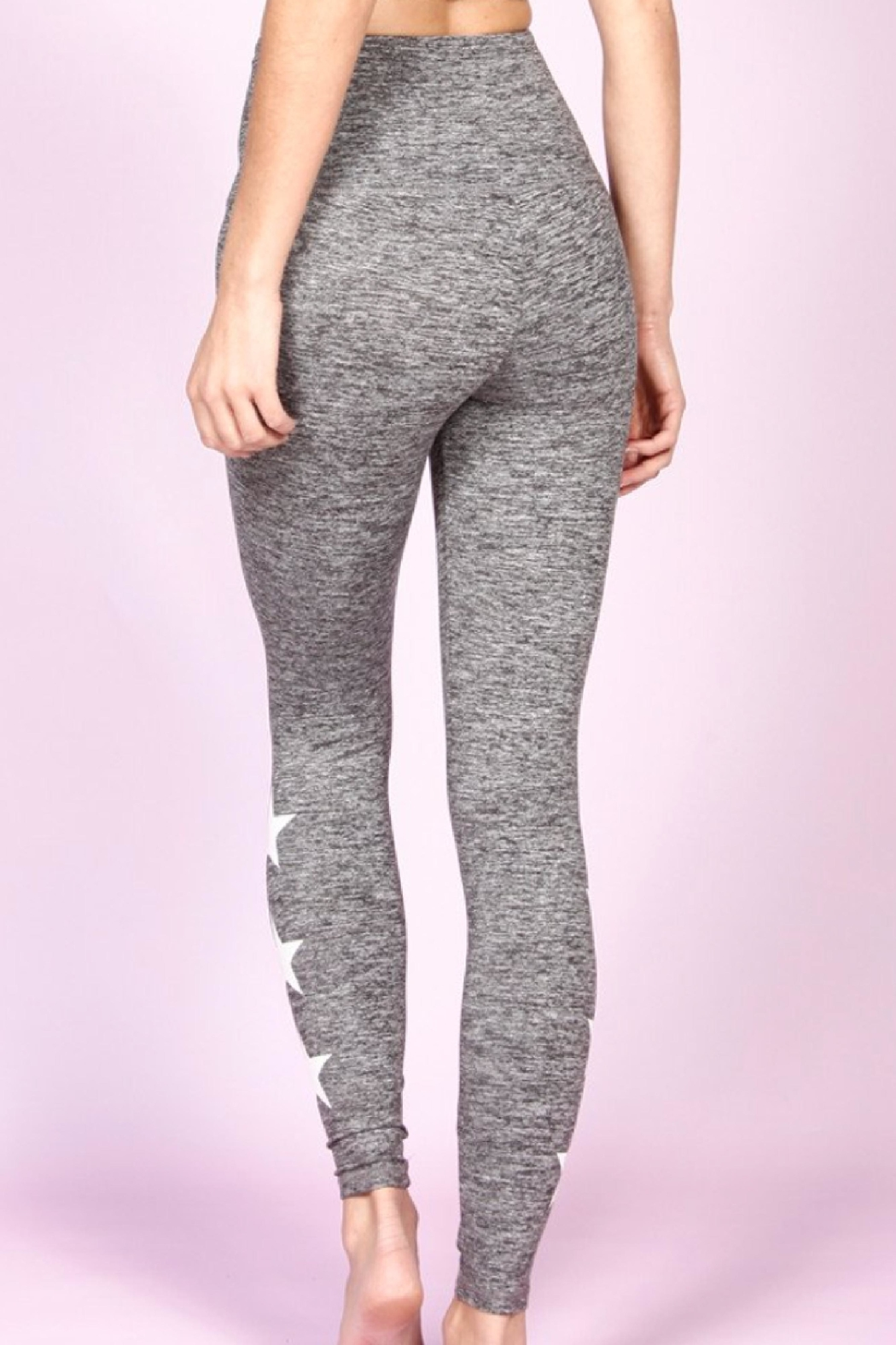 Strut-This Star Legging - Front Full Image