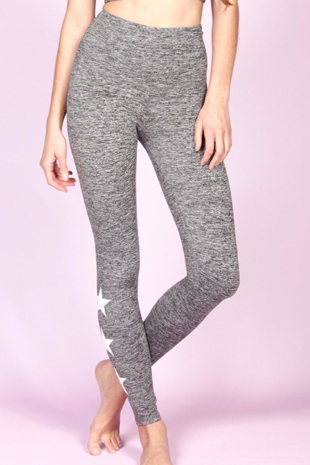 Strut-This Star Legging - Side Cropped Image