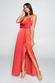Strut & Bolt Contrast Maxi Dress - Product Mini Image