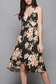 Strut & Bolt Floral Midi Dress - Product Mini Image