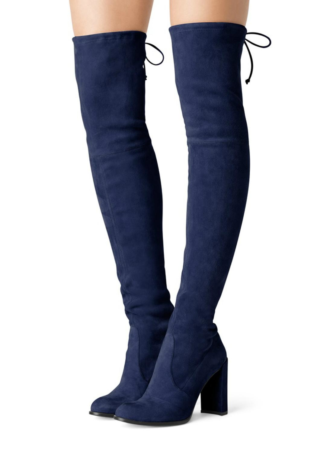 Stuart Weitzman Hiline Over Boot From New Hampshire By