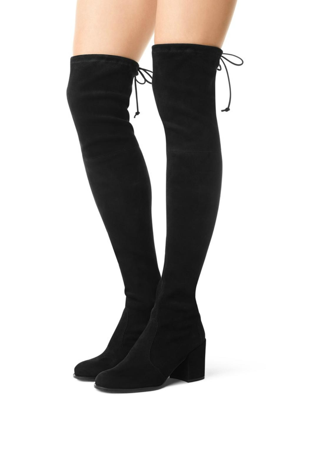 Tieland Thigh High Boot