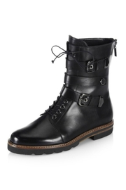 Stuart Weitzman Urbanite Buckle Boot - Product Mini Image