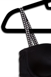 Lets Accessorize Stud Bra Strap - Product Mini Image