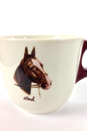 GHome2 Stud Coffee Mug - Front full body