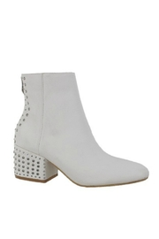 Lets See Style Stud Heel Bootie - Product Mini Image