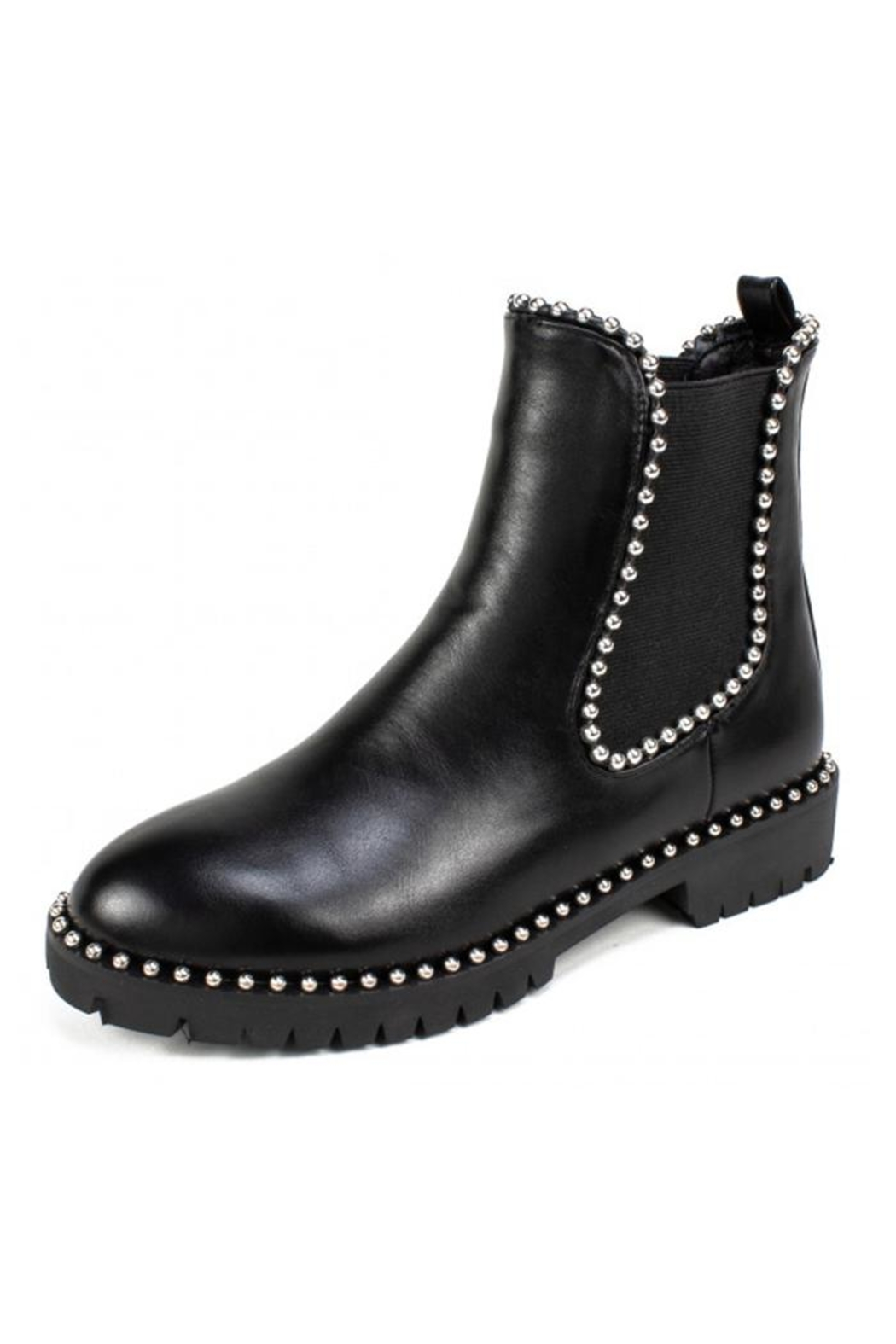 Seven Bear Studded Bootie - Main Image