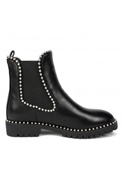 Seven Bear Studded Bootie - Side cropped