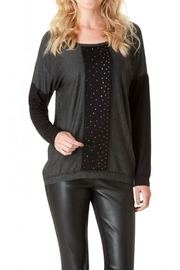 Yest Studded Dolman Top - Product Mini Image