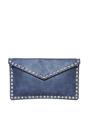 INZI Studded Envelope Clutch - Product Mini Image