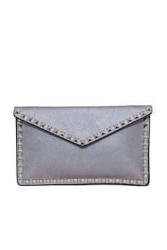 INZI Studded Envelope Clutch - Product List Image