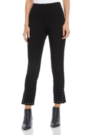 Karen Kane Studded Hem Piper Pants - Product Mini Image