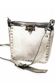 INZI Bags Studded Mini Crossbody - Product Mini Image