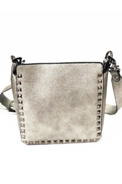 INZI Bags Studded Mini Crossbody - Alternate List Image