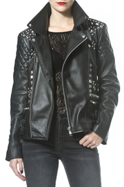 Madonna & Co Studded Moto - Front cropped