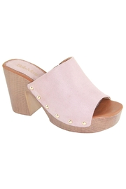 Bella Marie Studded Mule Clog - Product Mini Image