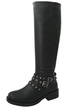 Bamboo Studded Riding Boot - Alternate List Image