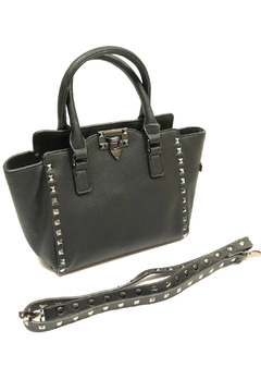 INZI Bags Studded Structured Crossbody - Product List Image