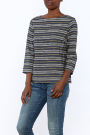 Shoptiques Product: Stripe Box Top
