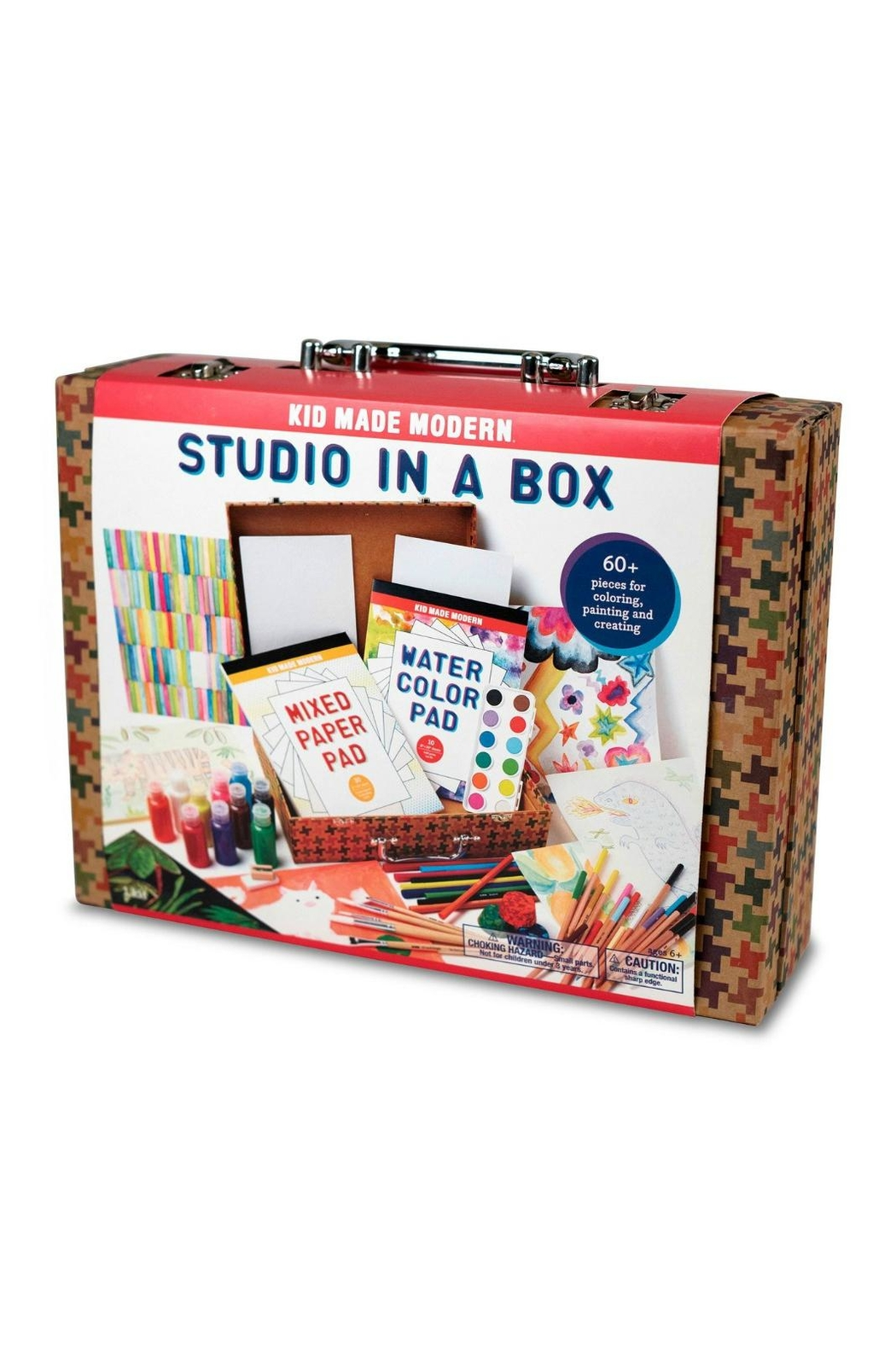 Kid Made Modern Studio-In-a-Box - Front Cropped Image