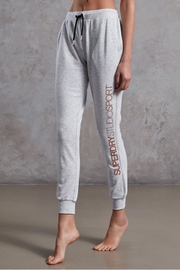 Superdry Studio Supersoft Jogger - Front full body