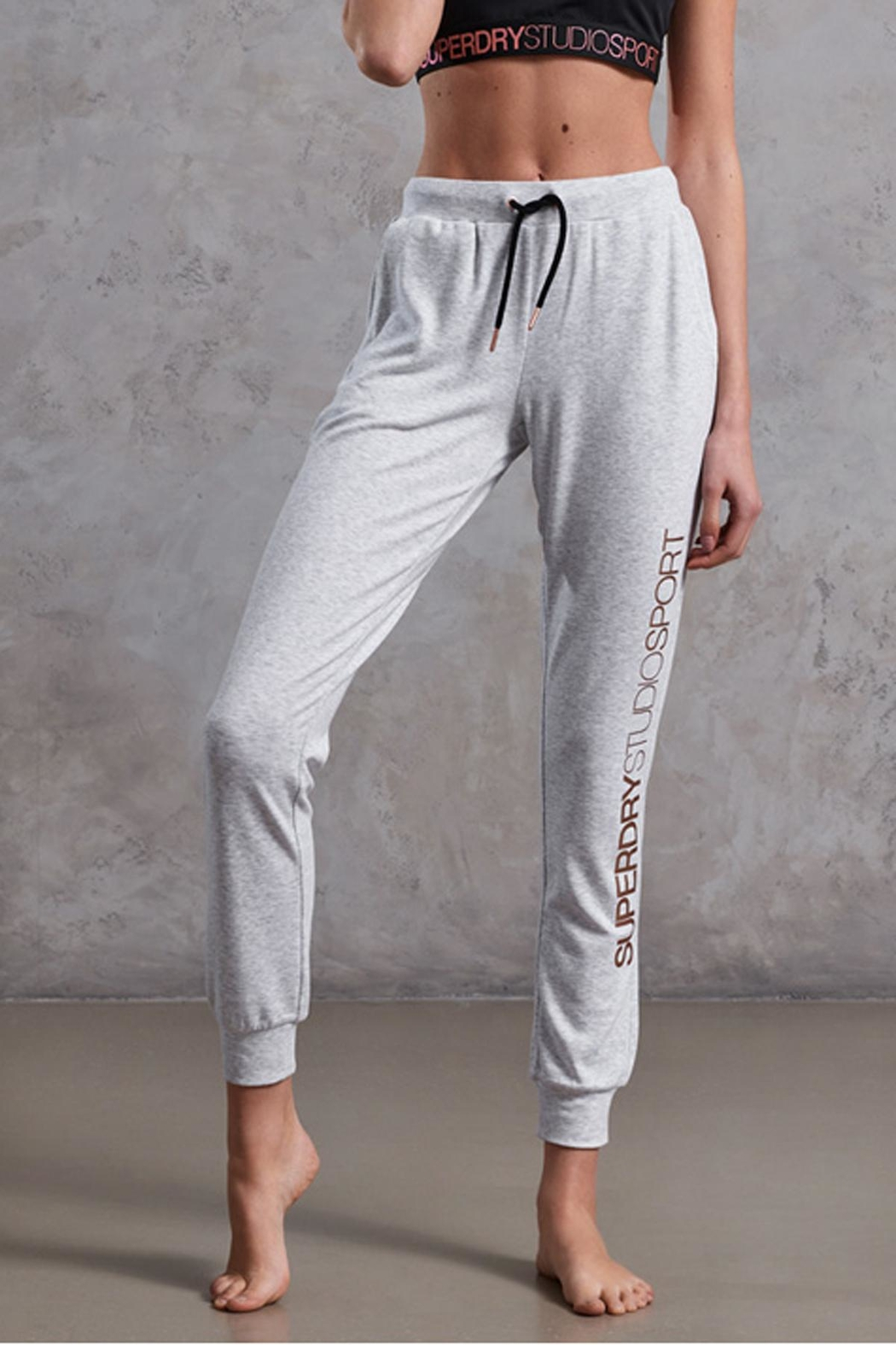 Superdry Studio Supersoft Jogger - Main Image