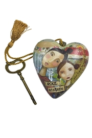 Studio by Demdaco Collectable Sculpted Heart - Product Mini Image
