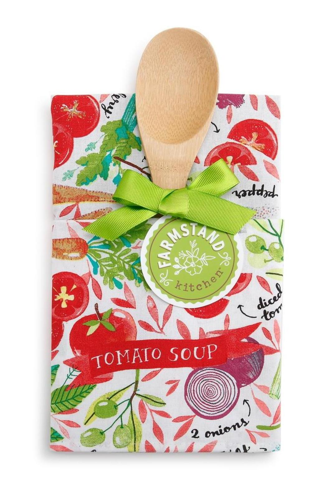 Studio by Demdaco Towel & Spoon Set - Front Cropped Image