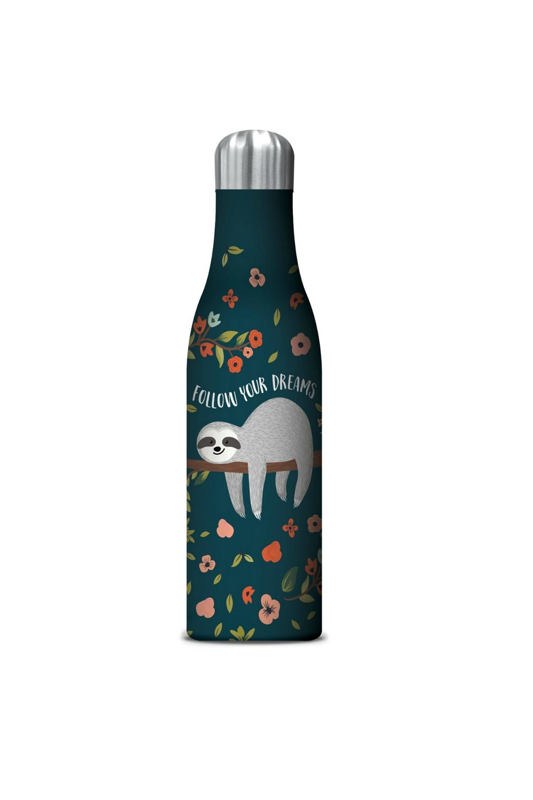 Studio Oh Sloth Water Bottle - Main Image