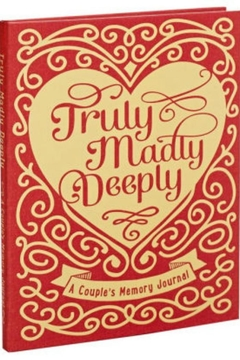 Shoptiques Product: Truly Couples Journal