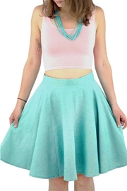 Mata Traders Study Abroad Skirt - Front cropped