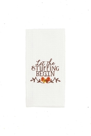 Mud Pie Stuffing Towel - Product Mini Image