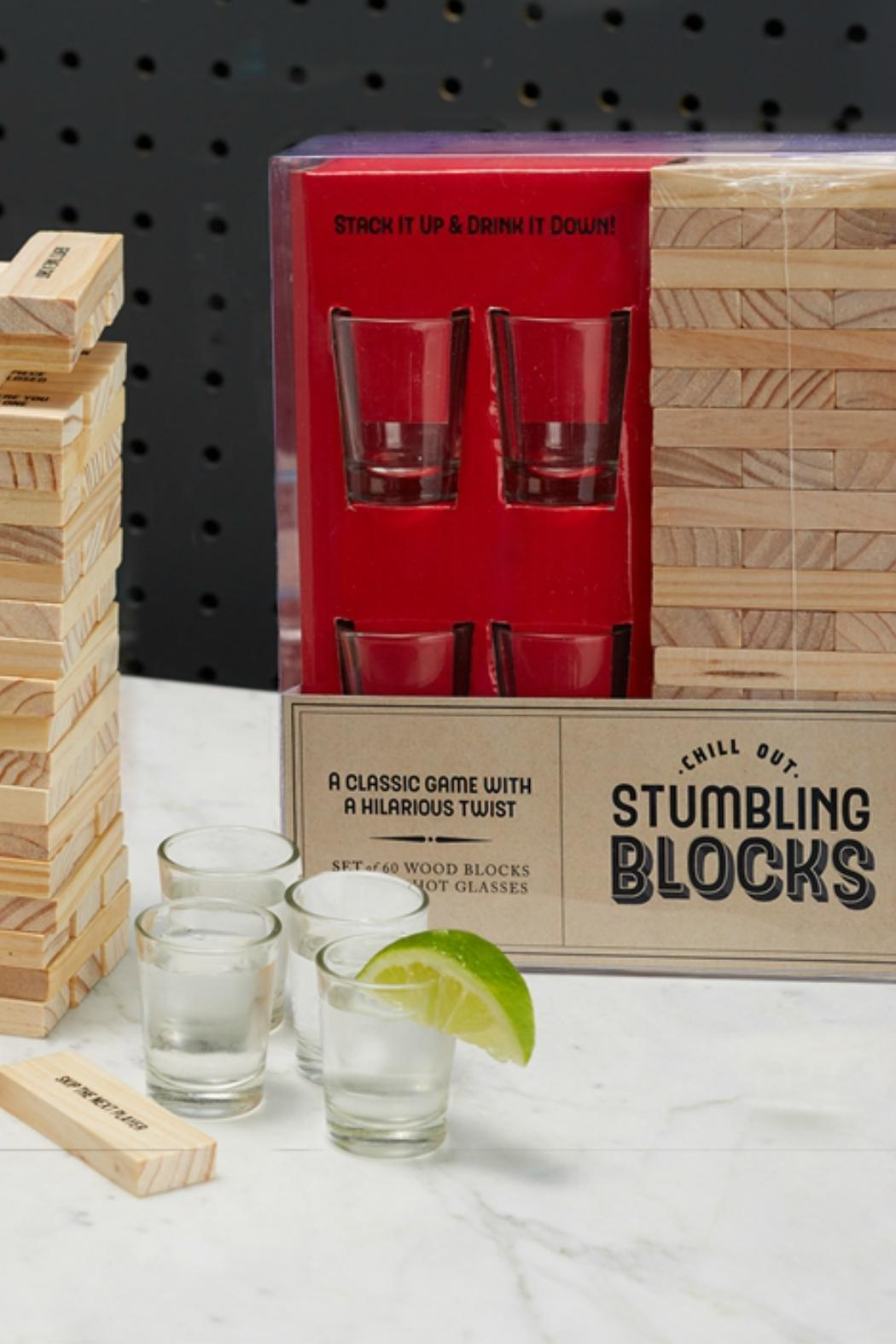 Two's Company Stumbling Blocks - Main Image