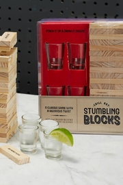 Two's Company Stumbling Blocks - Front cropped