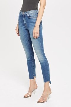 Mother Stunner Fray Jeans - Product List Image