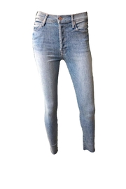 Mother Stunner Skinny Jeans - Product Mini Image