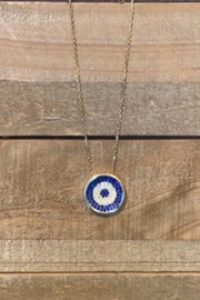 Allie & Chica Stunning Evil Eye Necklace - Product Mini Image
