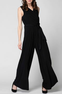 Joseph Ribkoff USA Inc. Stunning Faux Wrap Belted Jumpsuit - Alternate List Image