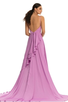 Johnathan Kayne Stunning Orchid Gown - Alternate List Image