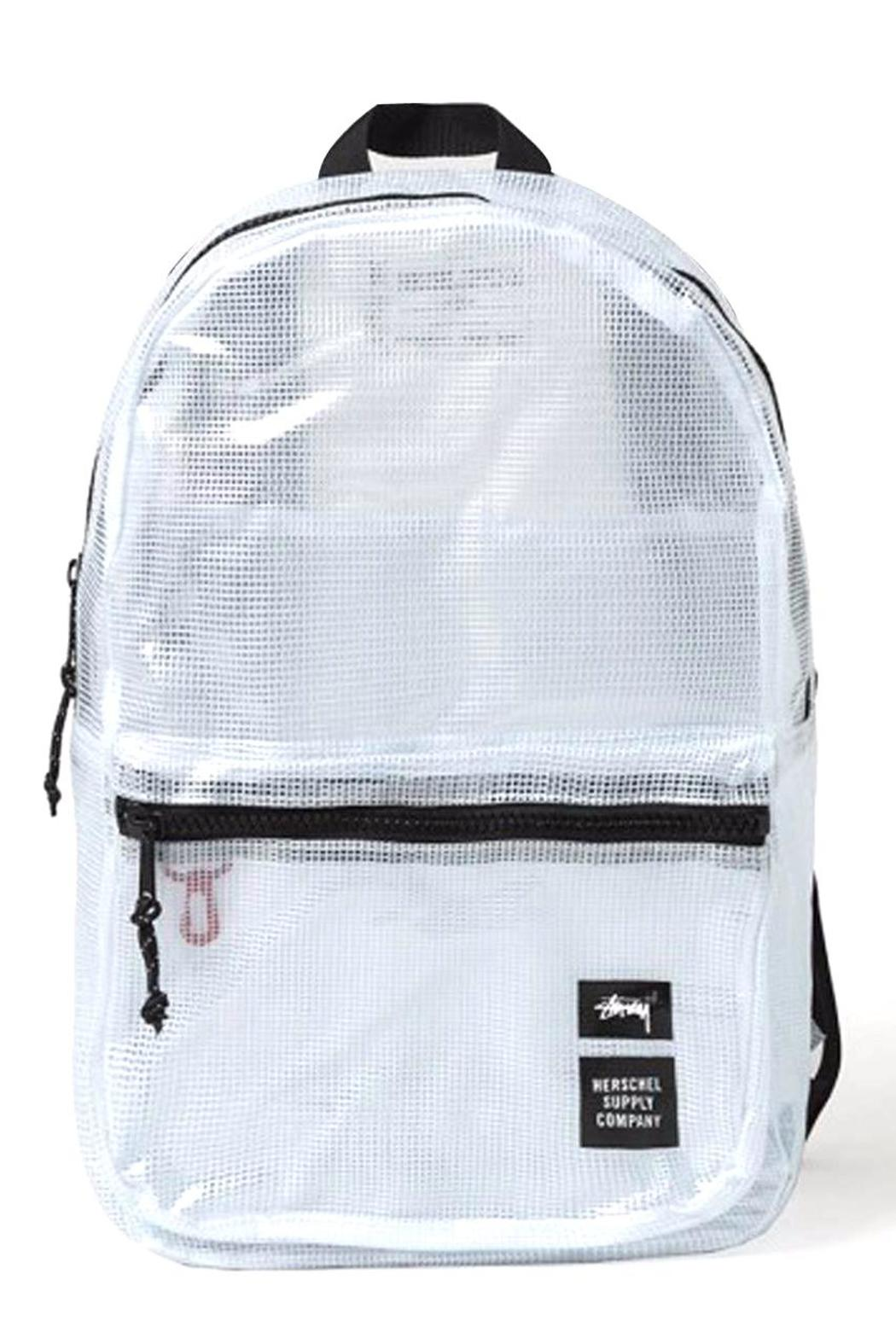 6bf205e77bc3 Stussy Women Lawson Backpack Clear from Tel Aviv by STOLEN — Shoptiques