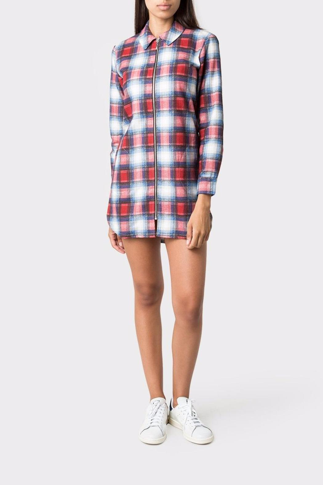 38ffc35347a8 Stussy Women Lincoln Shirt Dress from Tel Aviv by STOLEN — Shoptiques