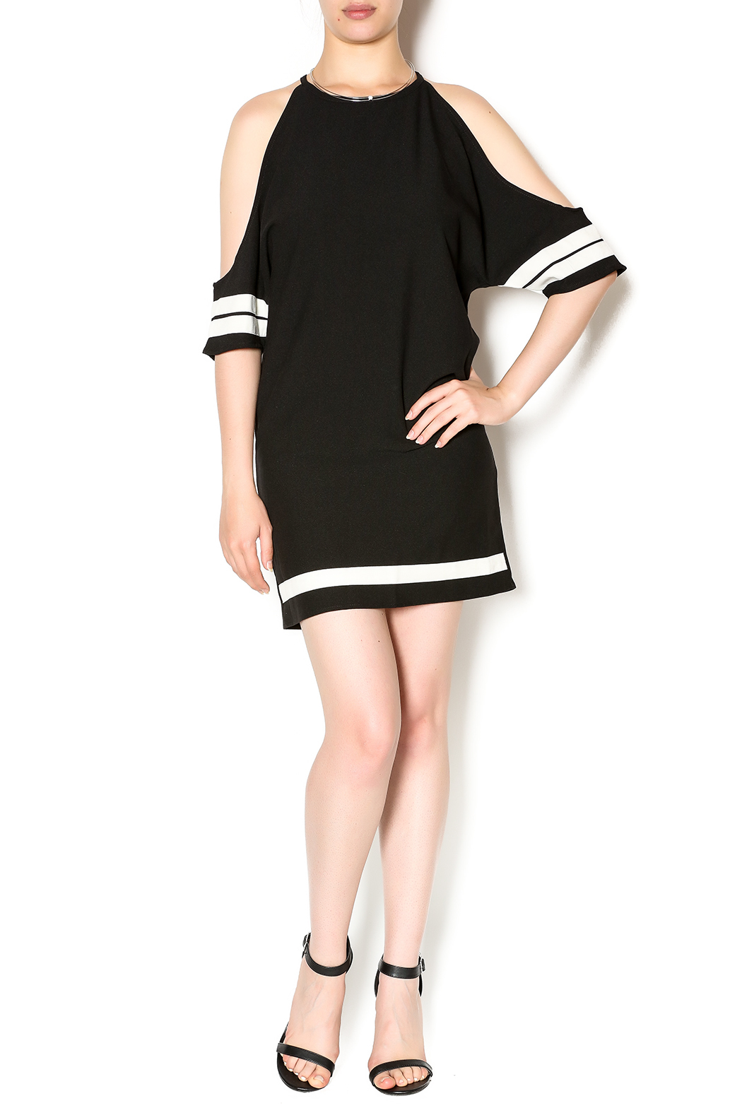 Style for S Sporty Cold Shoulder - Front Full Image