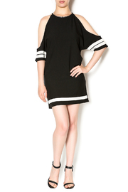 Style for S Sporty Cold Shoulder - Front full body