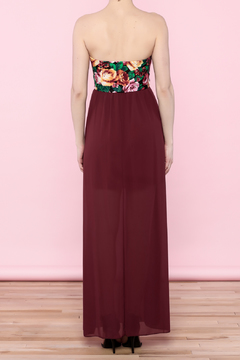 Shoptiques Product: Marsala Maxi Dress
