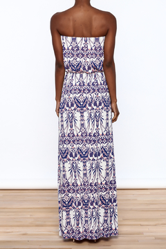 Style Rock Printed Maxi Dress - Alternate List Image