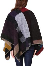 Shoptiques Product: Jane Poncho Cape - Side cropped